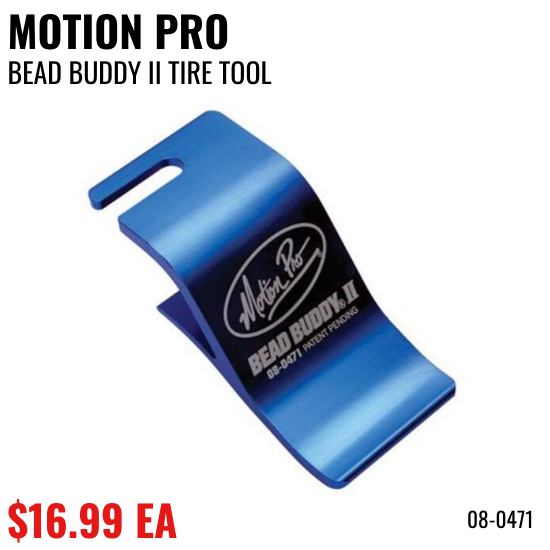 Motion Pro Bead Buddy II Motorcycle Tire Tool